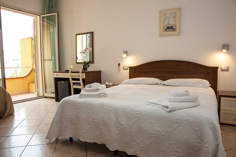 Camera Matrimoniale Eco con balcone interno